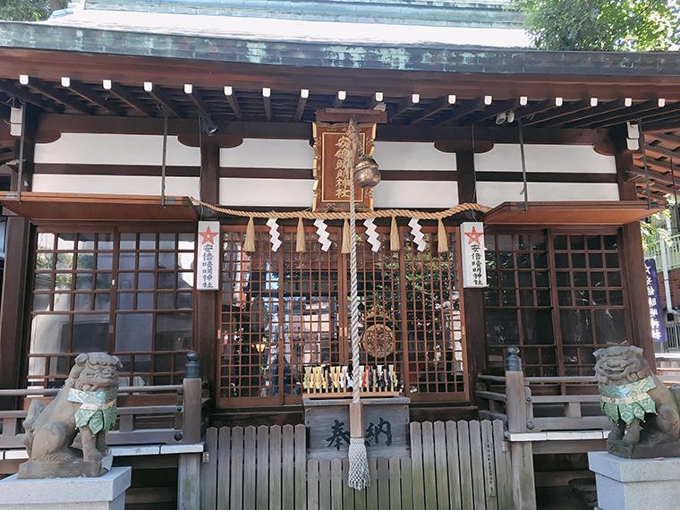 安倍晴明神社3