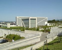 大阪府立狭山池博物館